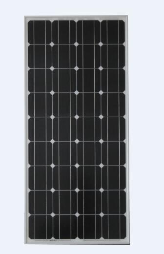 mono-crystalline solar system 100W