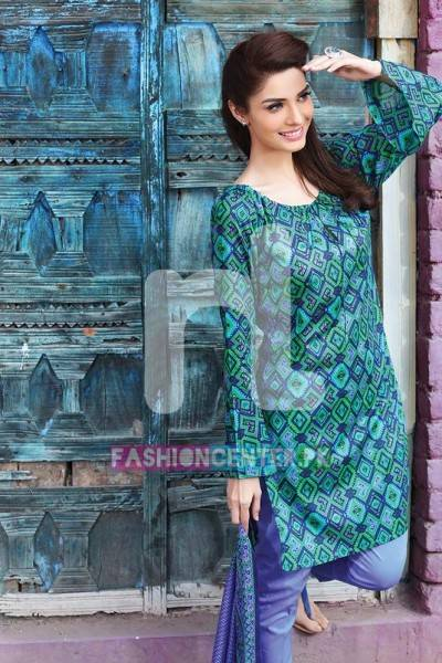 Maria B, Khaadi, Sana Safinaz, Gul Ahmed Summer Collection 2016