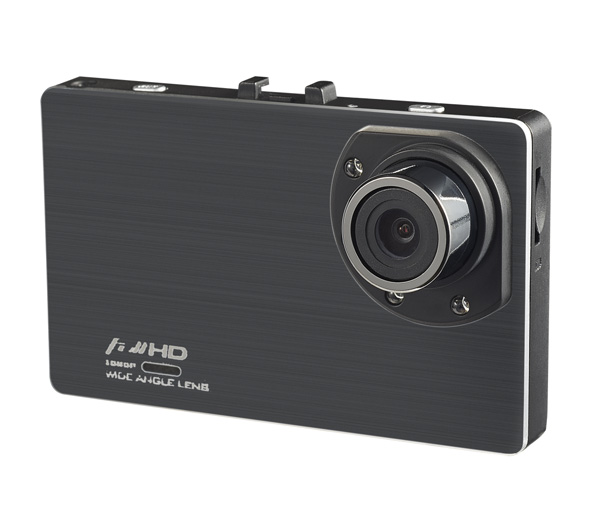 Full HD 1080p wide angle 170degree WDR ultra thin car dvr