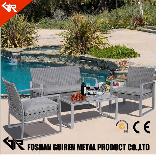 plastic feet for outdoor rattan wicker furniture used rattan furniture