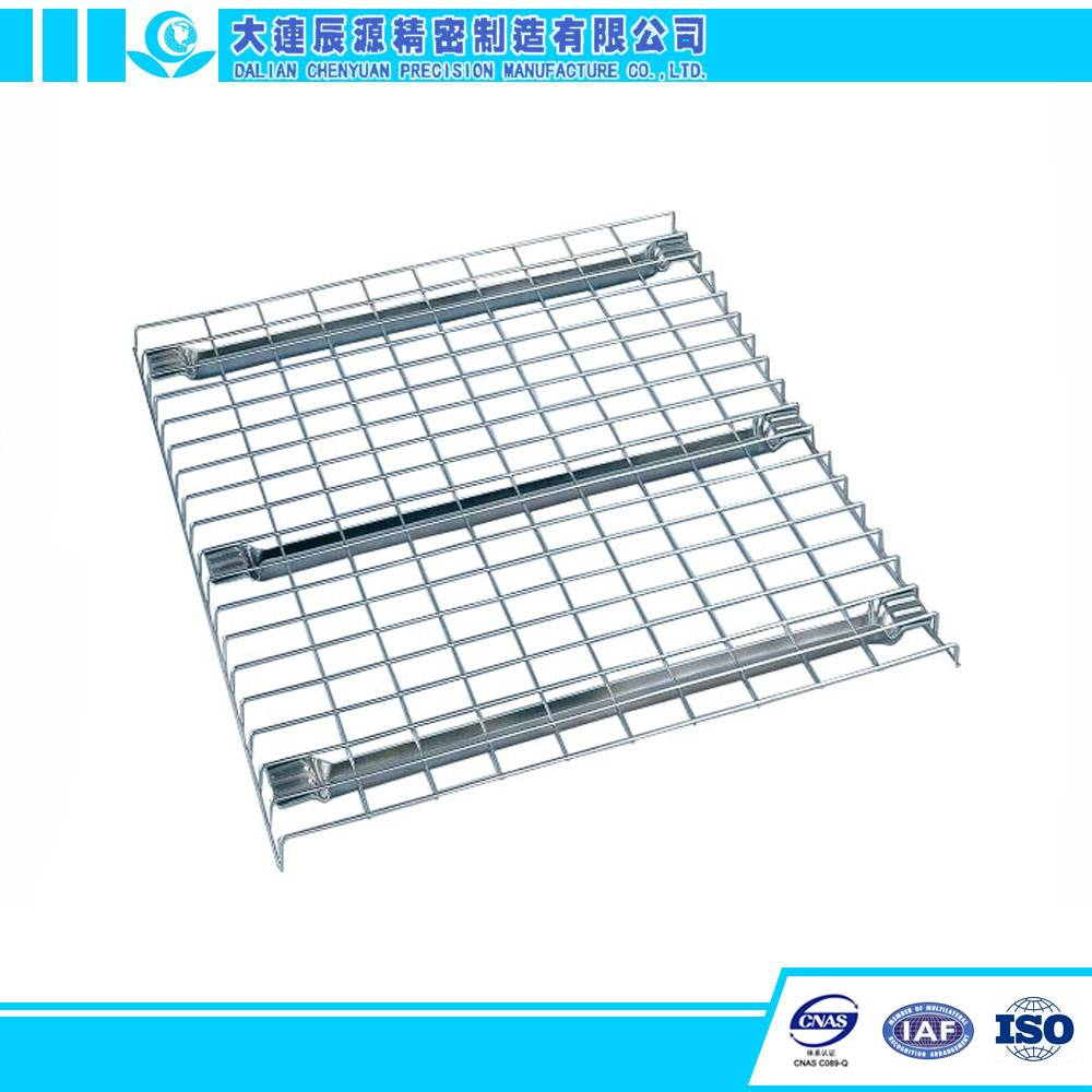 Industrial Warehouse Use Pallet Rack Wire Mesh Decking