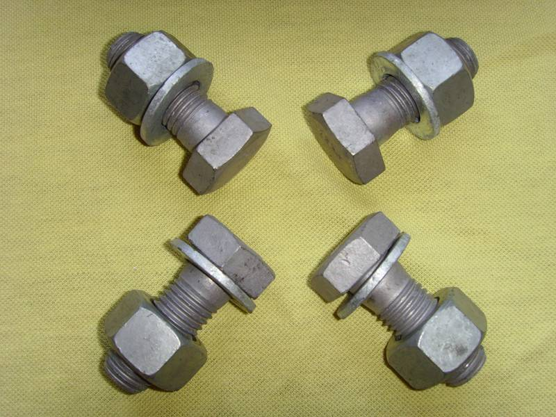 Structural Hex Bolts