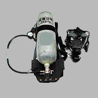 SCBA breathing air cylinder