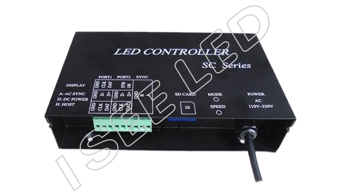SD Card LED Lighting Controller