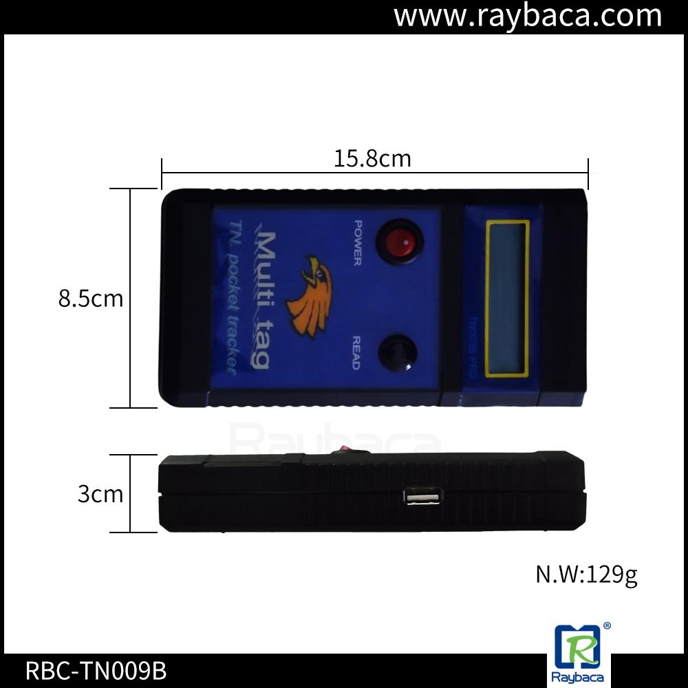 RBC-TN009B RFID Animal/Pet ID Microchip Reader