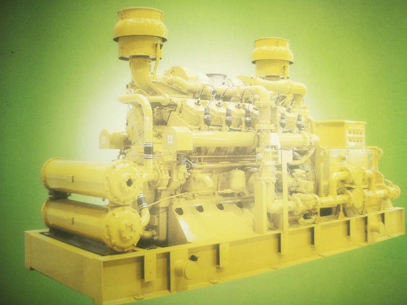 series 190 closed-loop electric control gas engines and gensets