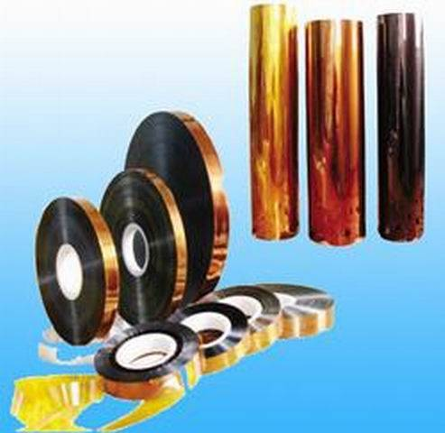 insulation material kapton Polyimide film 6051 with good quality at reasonable price