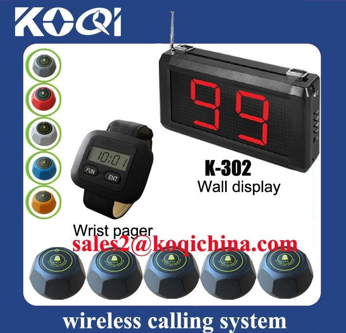 K-302+K-M Push button nurse call