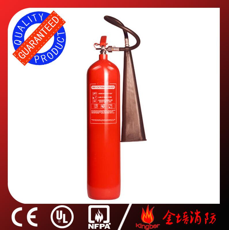 Portable Carboon Steel 5KG CO2 Fire Extinguisher for Factory Using for Factory Price
