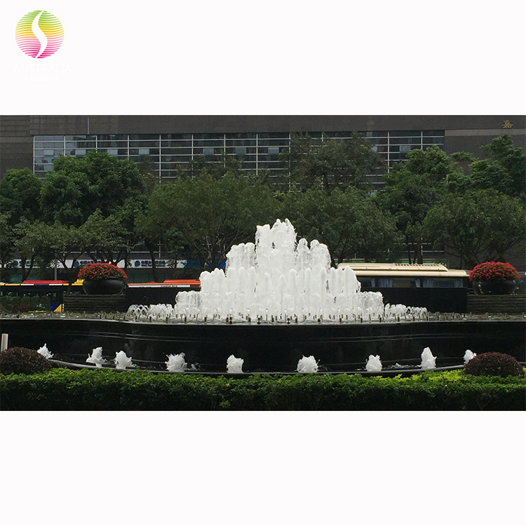 China Customize High Quality Water Fountain Project With Competitive Price