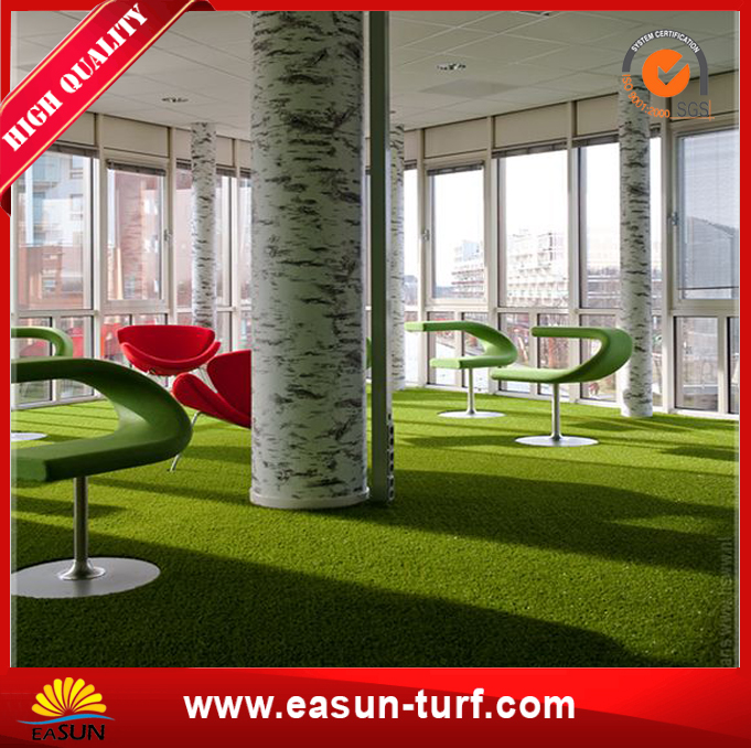 30mm Garden Landscaping Artificial Grass with 12000dtex-MY
