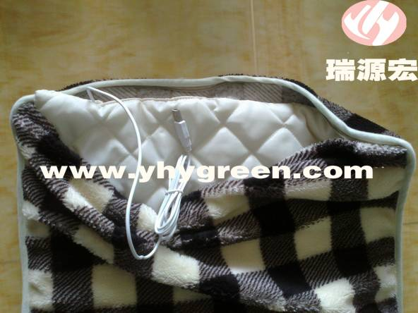2012 HOT Office /home USB warm blanket