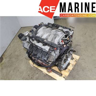 MERCEDES BENZ ML 280-500 (W164) Used Car Engine