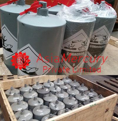 Virgin Silver Liquid Mercury 99.999%