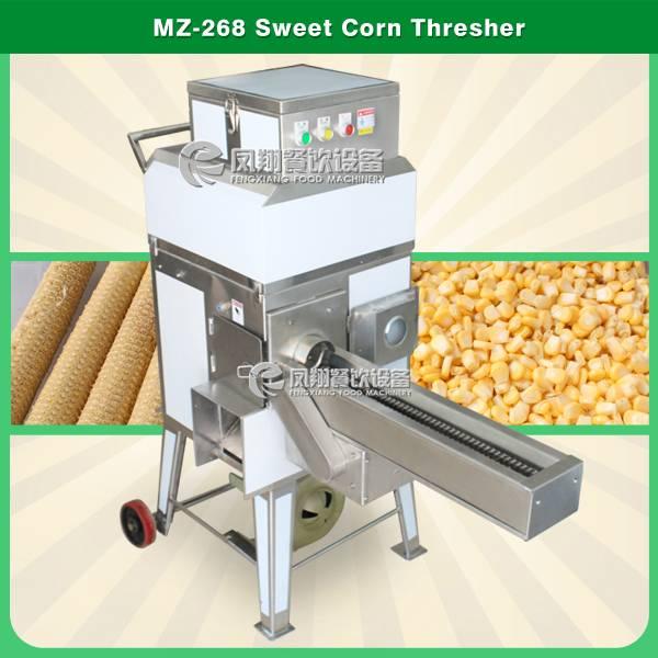 MZ-368 Sweet Corn Thresher
