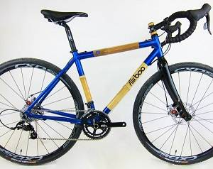 Aluboo X-Series Cyclocross Bike ( Bamboo Bisycle )