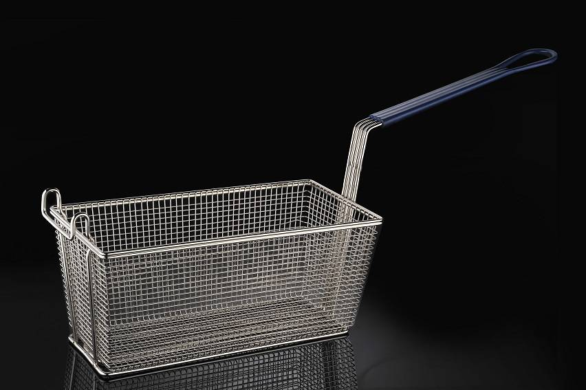 Frying Basket (with cool-touch handle)