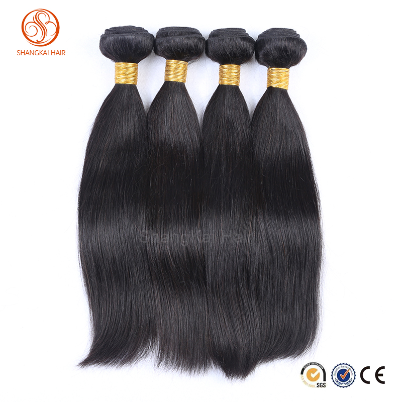 Brazilian Hair Weaving Virgin Remy Human Hair Weft Hair Weave