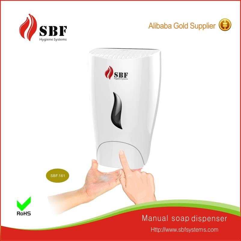 wall mounted liquid foam hand soap dispenser