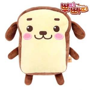 bread plush toy