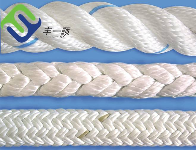 Double Braided Polyester/Nylon Rope