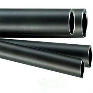 ST52-3 cold drawn seamless steel tubing