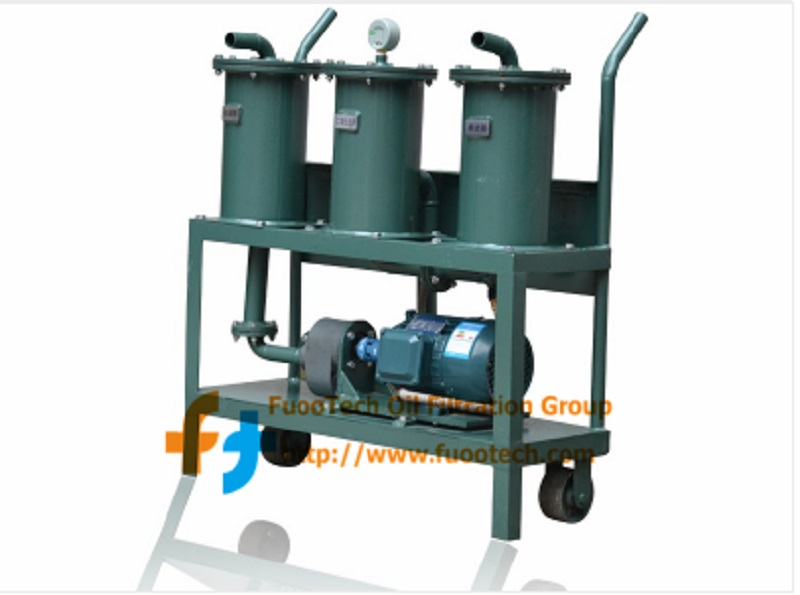 Series PO Portable High Precision Oil Purification & Filling System