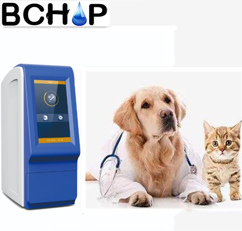 High-Tech Mini Automatic Veterinary Hematology Analyzer Vb50