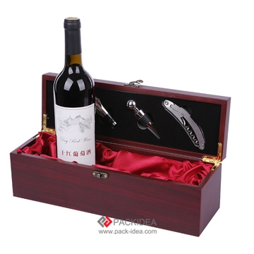 Hot sale wooden wine box custom wine box wine packaging