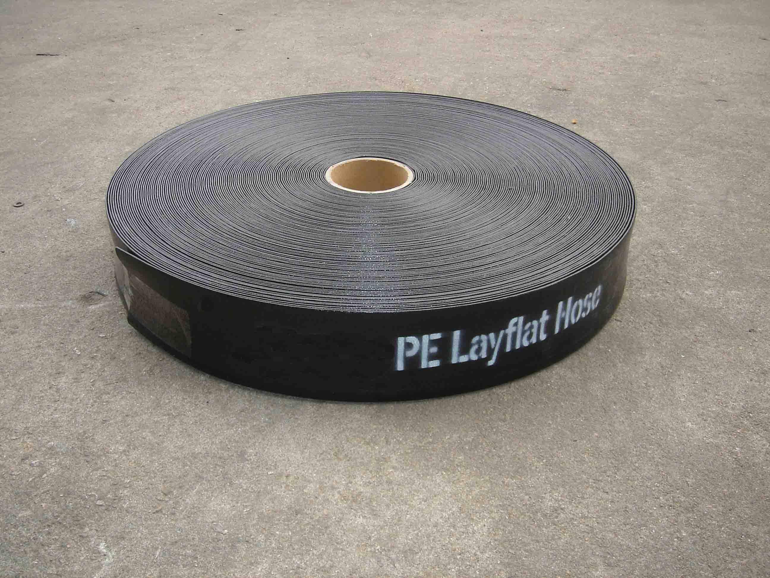 PE lay flat hose