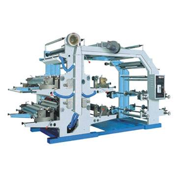 YT Series Flexografic Printing Machine