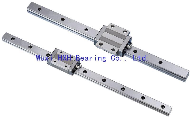 HGw 25ha linear guideway ABEC-5 GCr15