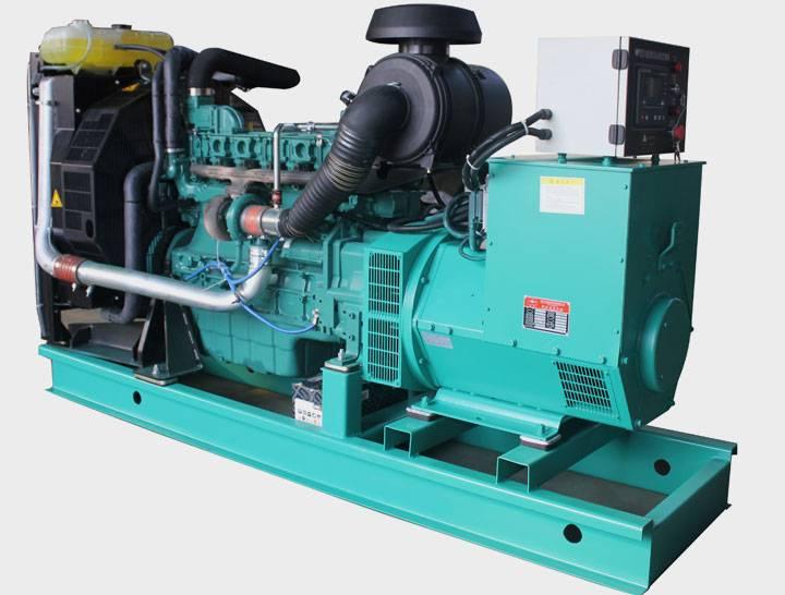 Volvo series diesel generator set 68KW-500KW