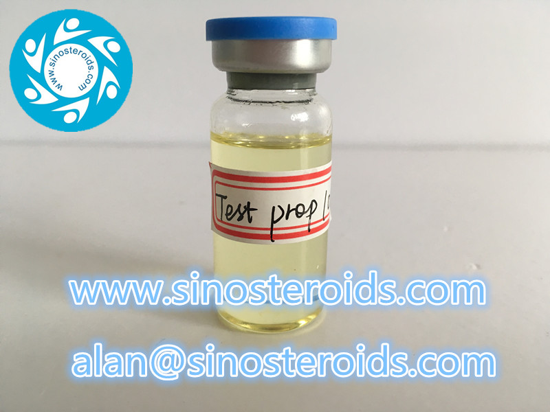 Finished Oil Injectable Testosterone Propionate / Test Propionate 100mg / Ml