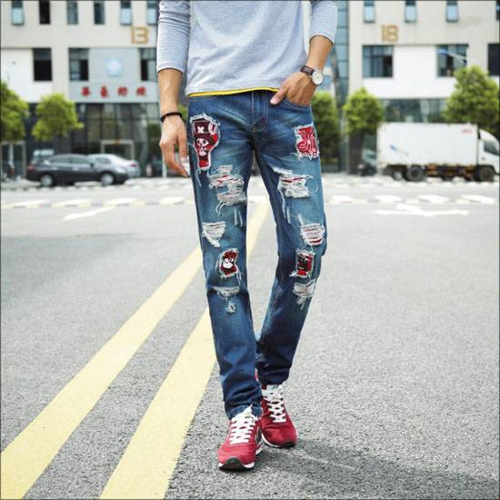 casual jeans pants trousers for whole sale