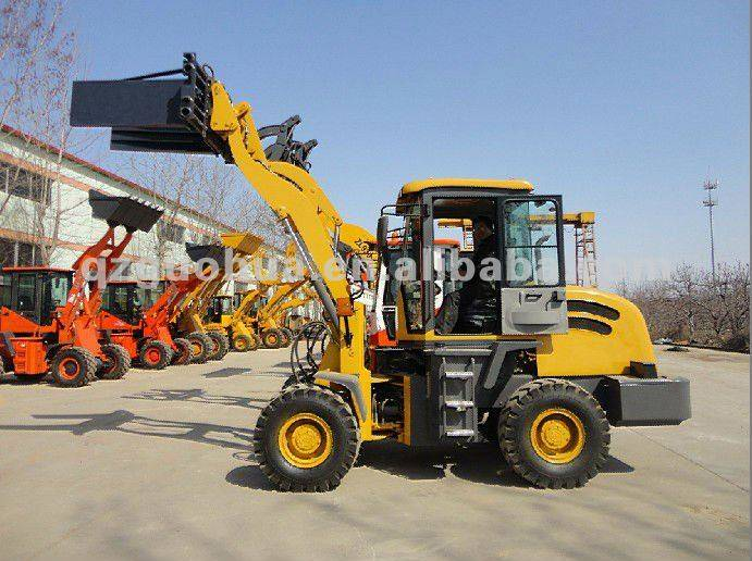 CE 2.0 ton Commins engine wheel loader