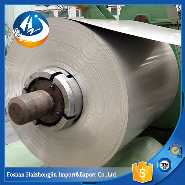 SS 304L cold rolled steel sheet in coil used in kitchen equipment