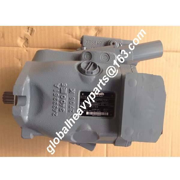 uchida pumps hydraulic A10VD43SR1RS5-972-3