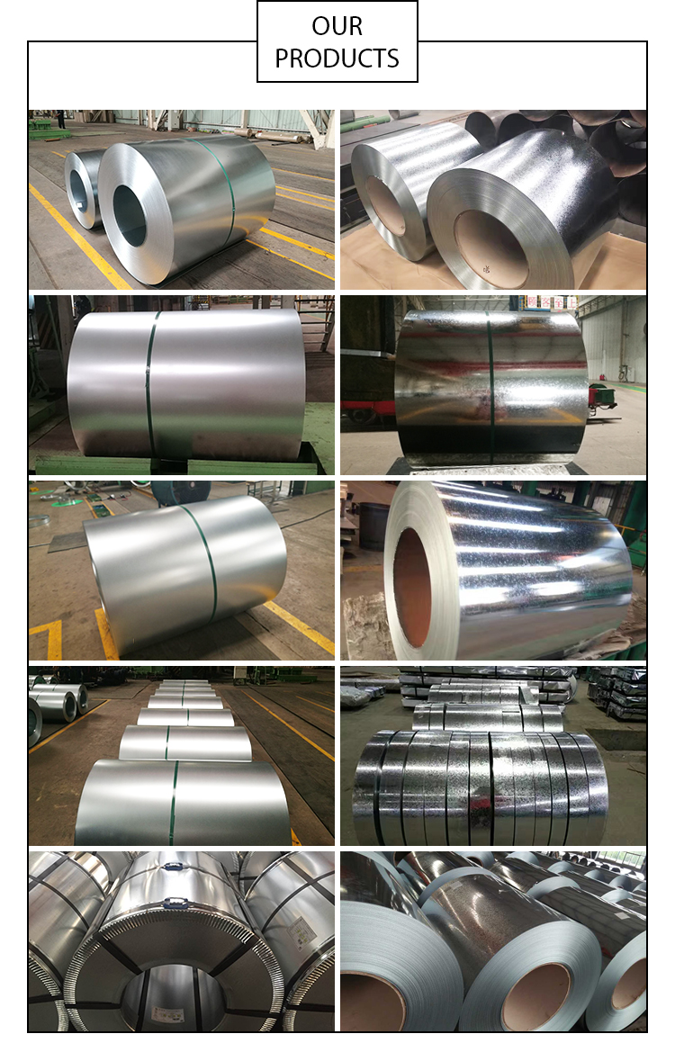 galvanized steel coil, GI