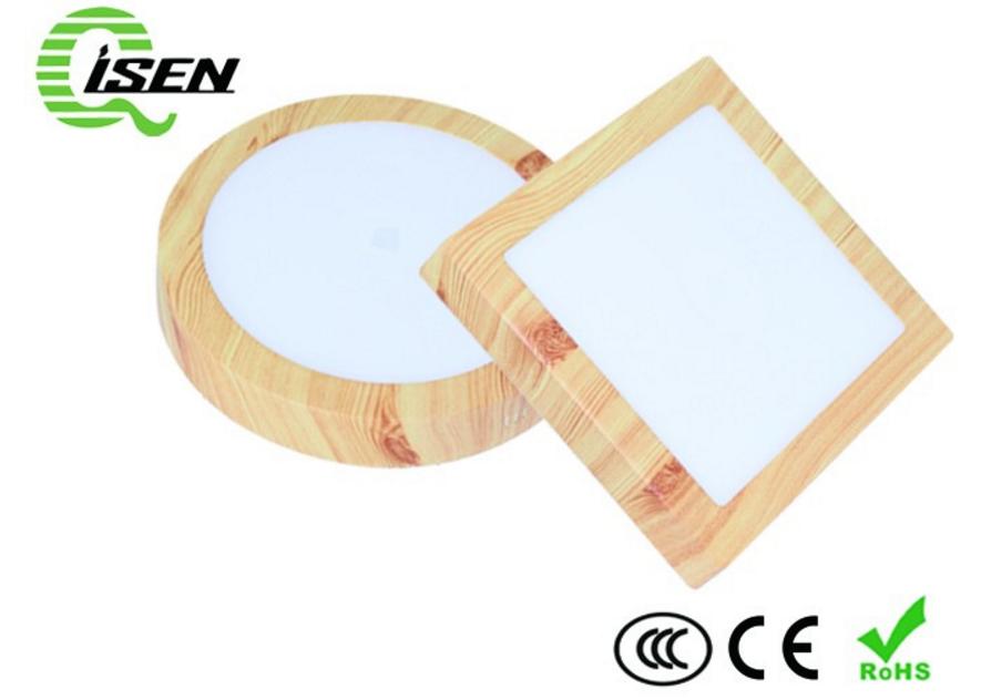 led panel wood housing