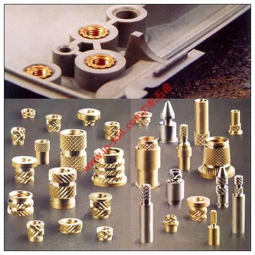 Precision Thread Inserts for Plastic Parts