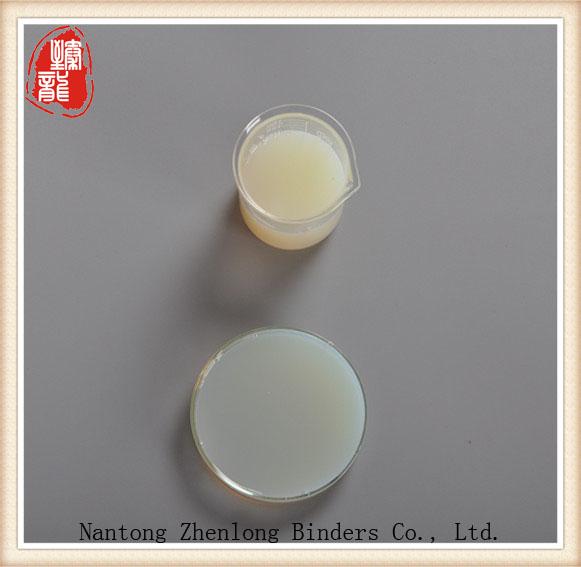 China factory price super soft printing binder