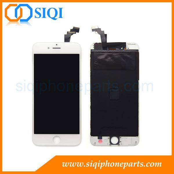 OEM Replacement Screen For iPhone 6 Plus From China (White)