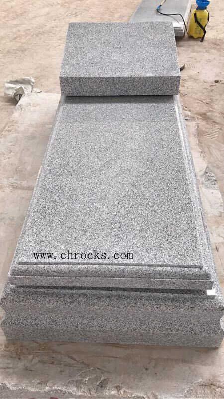 G603 Granite,Grey Tombstone,Light Grey Granite