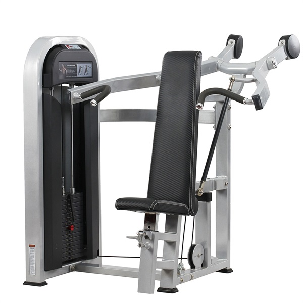 Commercial Fitness Equipment Seated Shoulder Press