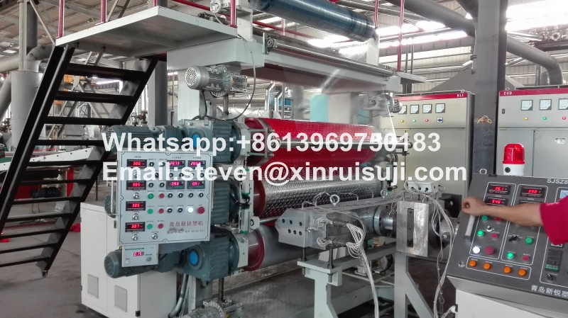PVC antislip Mat Making Machine,PVC Embossed Floor Mat Machine