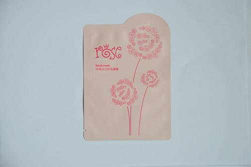 facial mask pouch