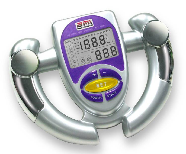 Body Fat Analysera Set of Fat Tester to Monitor Percentage of Fat, The Family Share to Earn Health