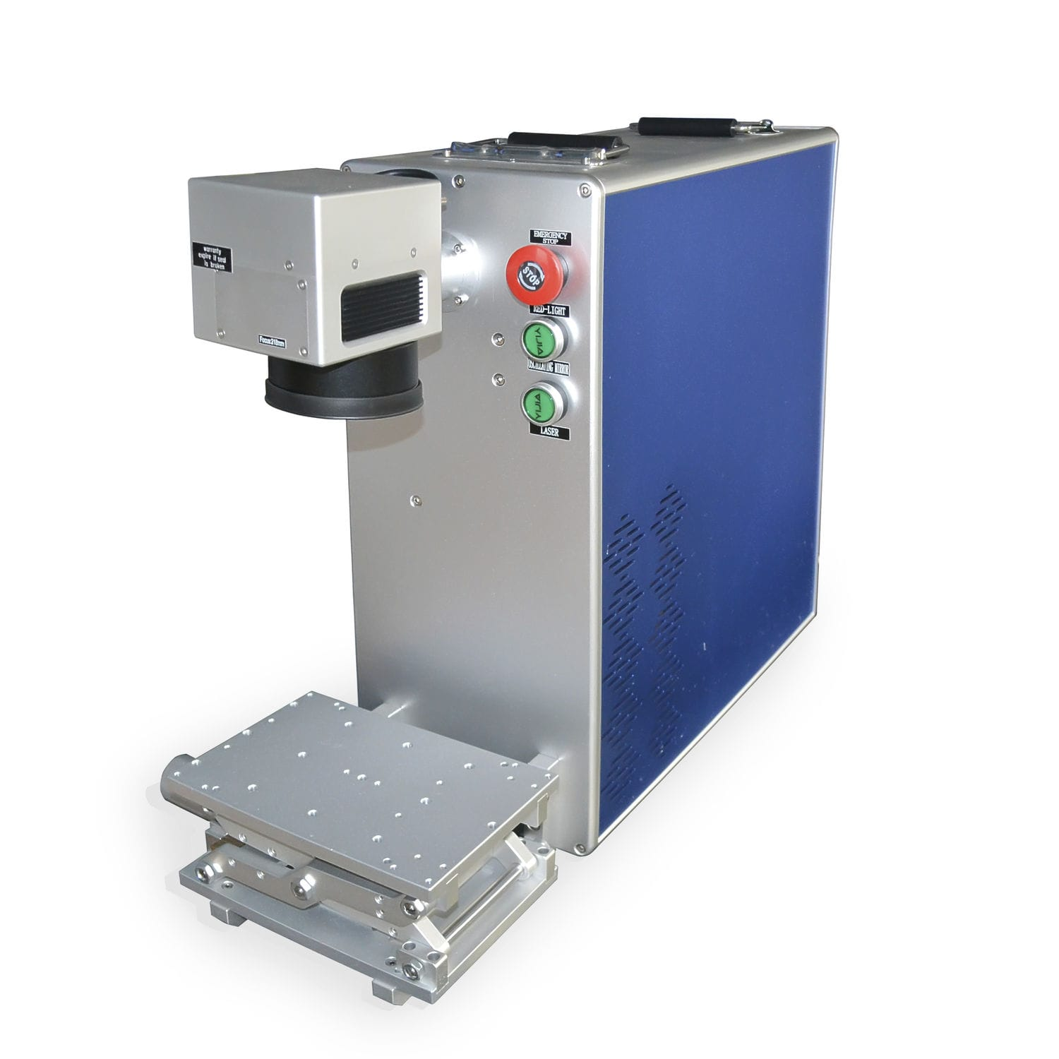 3 Axis Portable Fiber Laser Marker with Low Cost