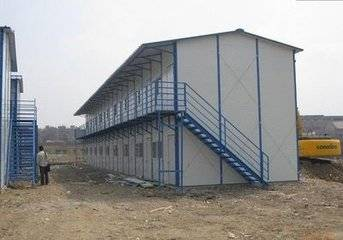 K movable china house prefabricated quick build